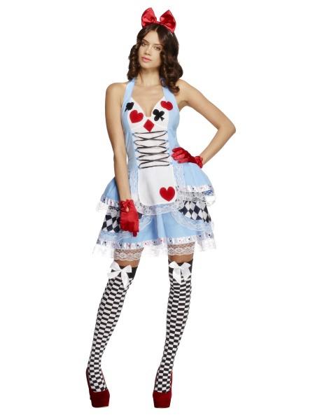 Dámsky sexy kostým Alica v krajine zázrakov. Úvod   Karnevalové kostýmy    ... 03f5ddcaa18