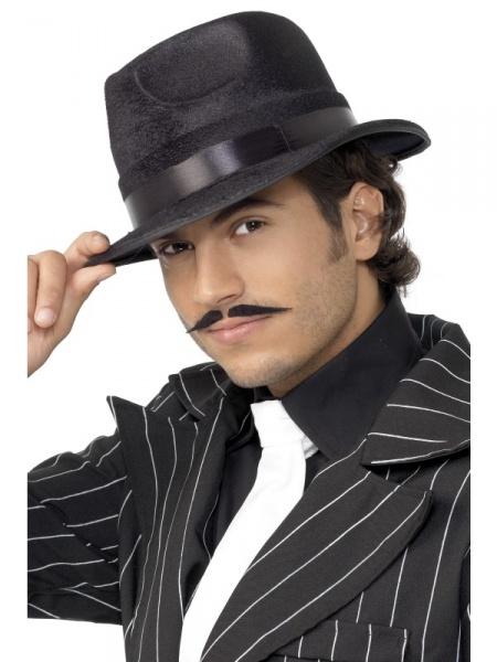 c092342d3 Klobúk Al Capone - čierny - Karneval