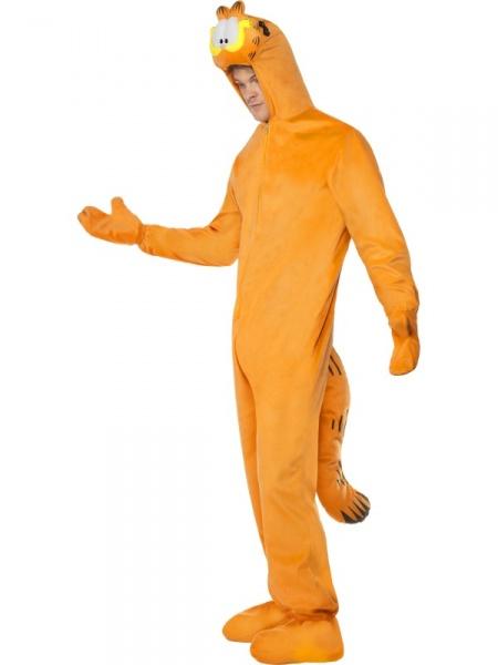 S vtipným kostýmom Garfielda z filmu aea76ab30ea