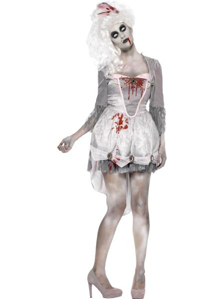 Zombie nevesta - Karneval 4678e9864da
