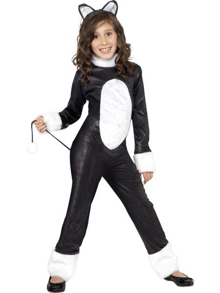 Detský kostým - Mačka - Karneval 2de9a6da72c