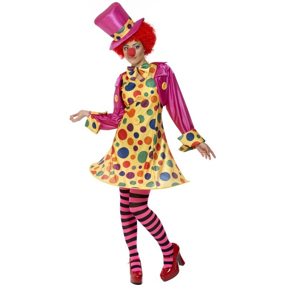3e85895c727b Kostým Klaun dámsky - Karneval