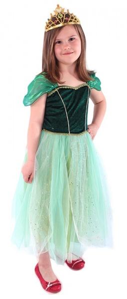 b5e336a94 Detský kostým - Princezná Anička - Karneval
