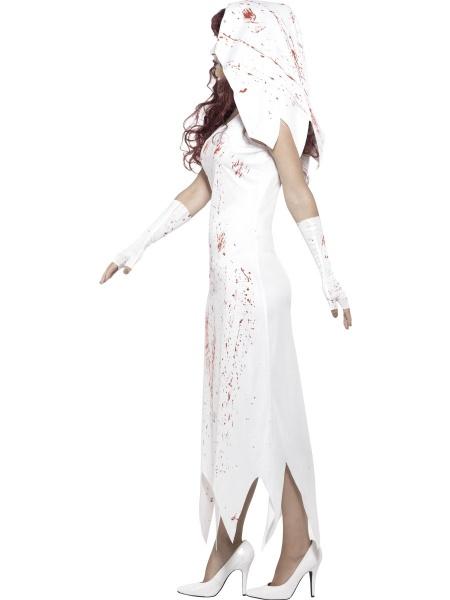 Dámsky kostým - Zombie nevesta. Úvod   Karnevalové kostýmy   ... 85e3666a448