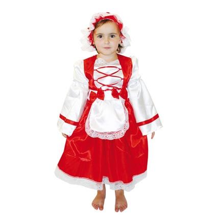 Detský kostým Červená čiapočka - Karneval b2c01a084a3